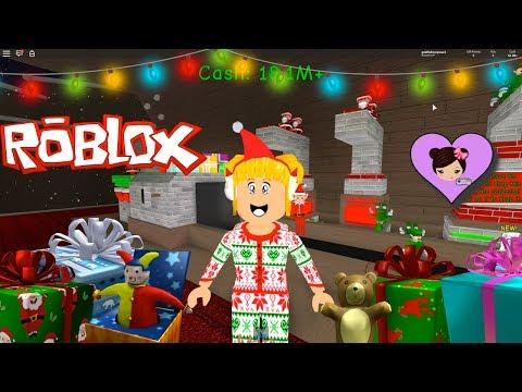 Roblox  Christmas Tycoon  Goldie is Santas Helper! Titi Games