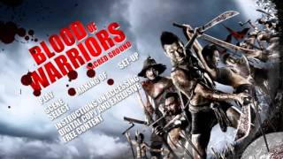 Bang Rajan 2 [Blood Of Warriors] DVD Menu, Region 2