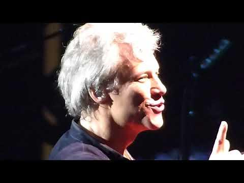 Bon Jovi - Keep the Faith - Orlando 2018 - HD