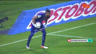 Liga Aguila 2018 I Fecha 14 Once Caldas 0-1 Tolima