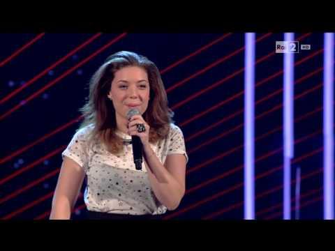 Giorgia Alò -  Enjoy The Silence - The Voice of Italy 2016 - Blind Auditions