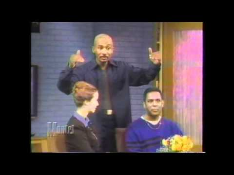 Todd Michael on the Montel Williams Show