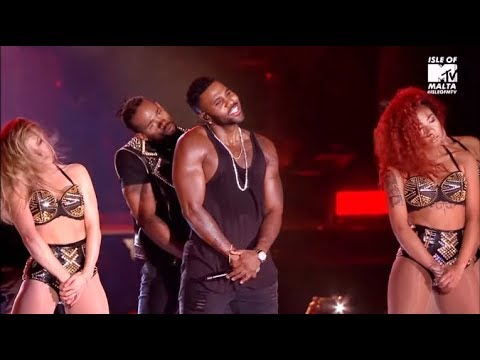 Jason Derulo -  Swalla (Live From Malta) 2018