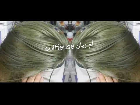 اصبغي شعرك بلون اشقر زيتي روعة مع توحيد لون شعرك مخلط بعلبة واحدة غارنييه Youtube