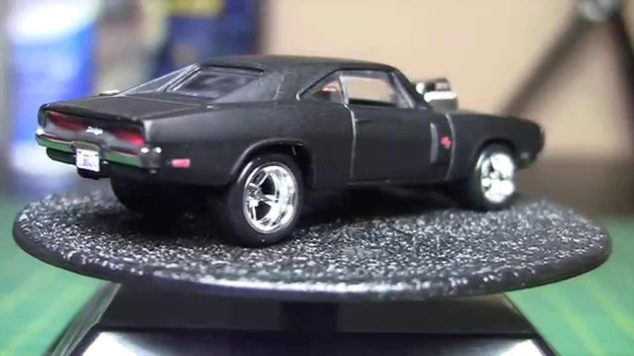 Hot Wheels Retro Entertainment Fast Furious 70 Dodge Charger R T