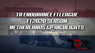 TR Endurance F1 League | WETherlands GP [Emre Ozturk Highlights]