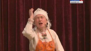 Марийские сценки видео