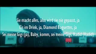 Ufo361 – Irina Shayk (Official HQ Lyrics) (Text)
