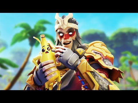 MONKEY WANTS BANANA | A Fortnite Film [Cinematic Animation]