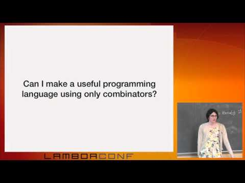 LambdaConf 2015 - Introducing Emily  Simplifying Functional Programming   Andi McClure