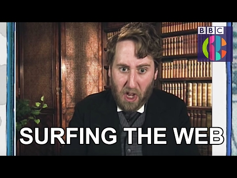 Horrible Histories | Surfing the Web Safely | CBBC