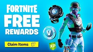 GET THE NEW FREE REWARDS in Fortnite! (9 FREE ITEMS)