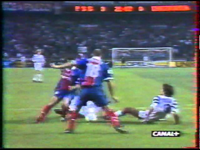 PSG-Chateauroux (saison 97-98)