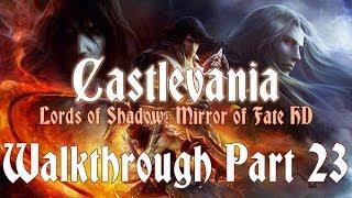 Castlevania: Lords of Shadow - Mirror of Fate HD 100% Walkthrough 23 ( ENDING ) Boss: Dracula