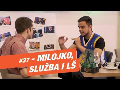 BETparačke PRIČE #37 - Milojko Pantić, služba i polufinale LŠ