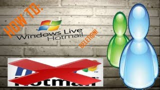 HOW TO: Permanently Delete Your Microsoft Live Account!