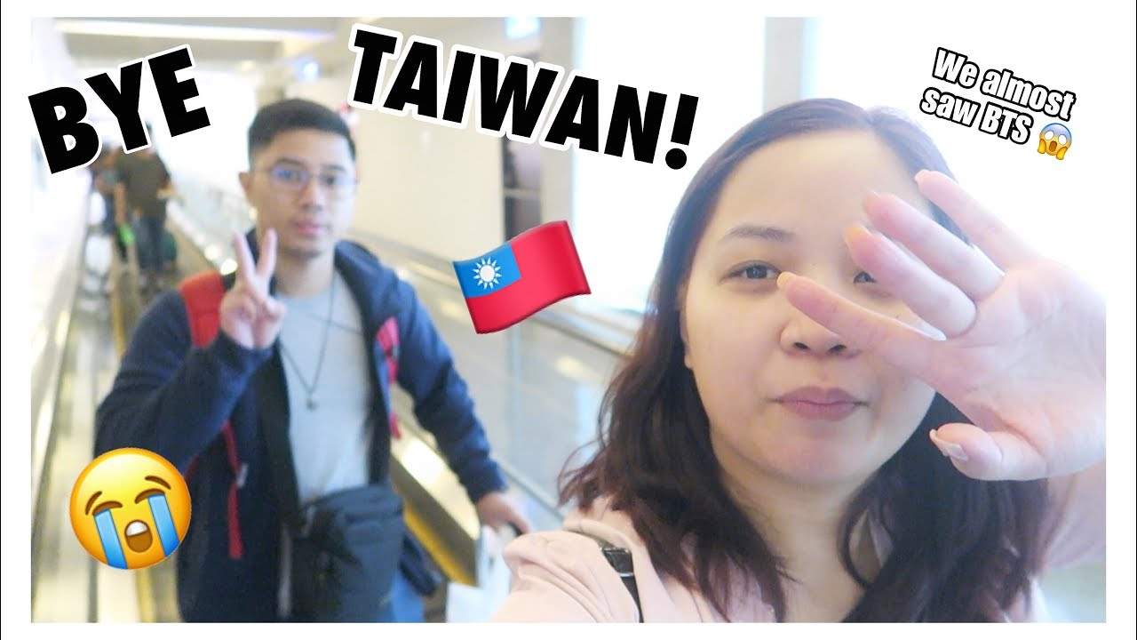 VLOG: Last day in TAIWAN👋🏼 + our Affordable AIRBNB 💕