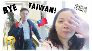 Gambar cover VLOG: Last day in TAIWAN👋🏼 + our Affordable AIRBNB 💕