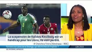 #CAN2019 : Fennecs ou Lions champions d'Afrique en finale ce vendredi ? Football