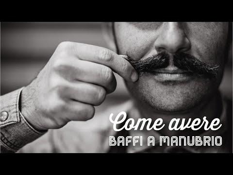 Come Avere I Baffi A Manubrio | Barber Shop Crew