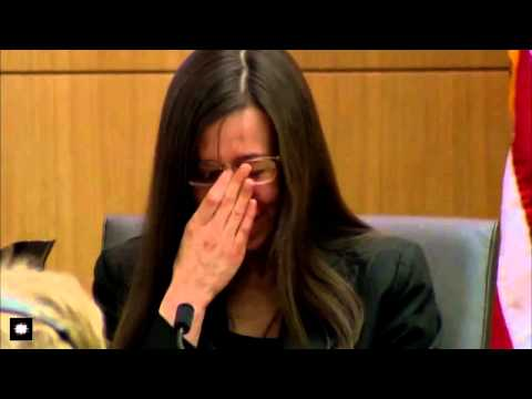 Jodi Arias Trial - WERE YOU CRYING WHEN....??