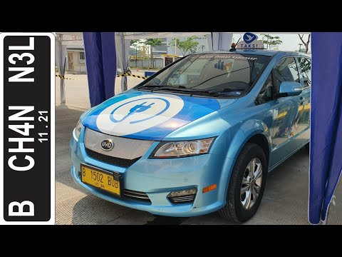 In Depth Tour BYD E6 - Indonesia