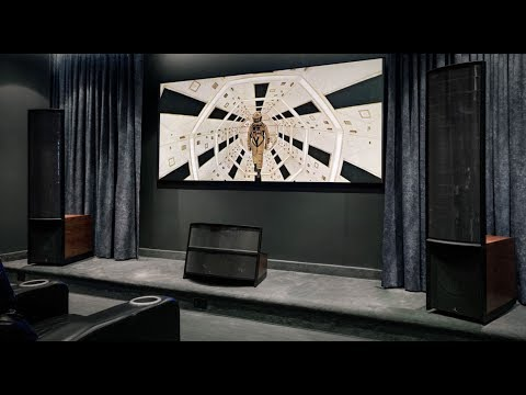 Electrostatic Center Channels - Illusion and Focus - MartinLogan