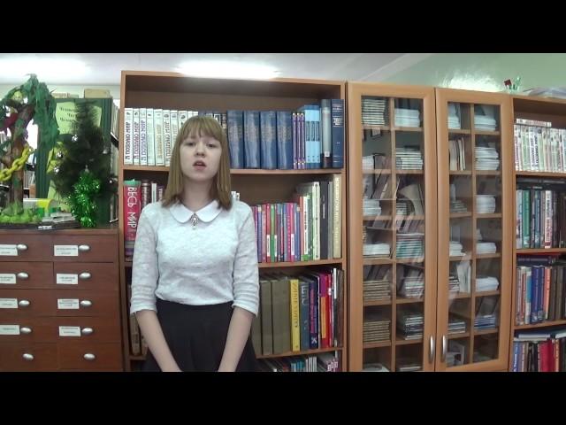 Изображение предпросмотра прочтения – АнастасияЧеркашина читает отрывок изпроизведения «Русские женщины» Н.А.Некрасова