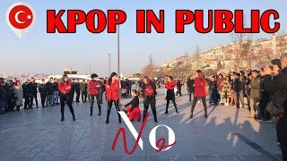 [KPOP IN PUBLIC CHALLENGE] CLC(씨엘씨) - 'No' (노) Dance Cover by TEAMWSTW From Turkey