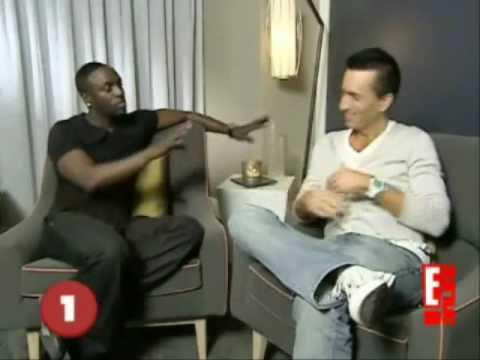Akon slaps down E! reporter over Michael Jackson