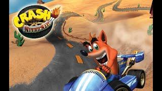 Let's Play: Crash Nitro Kart (Longplay)