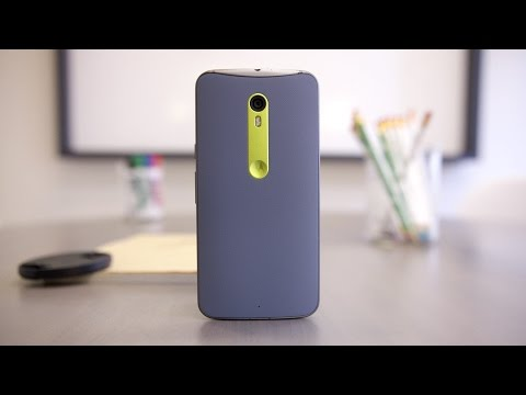 MKBHD - Moto X Pure (2015) Review