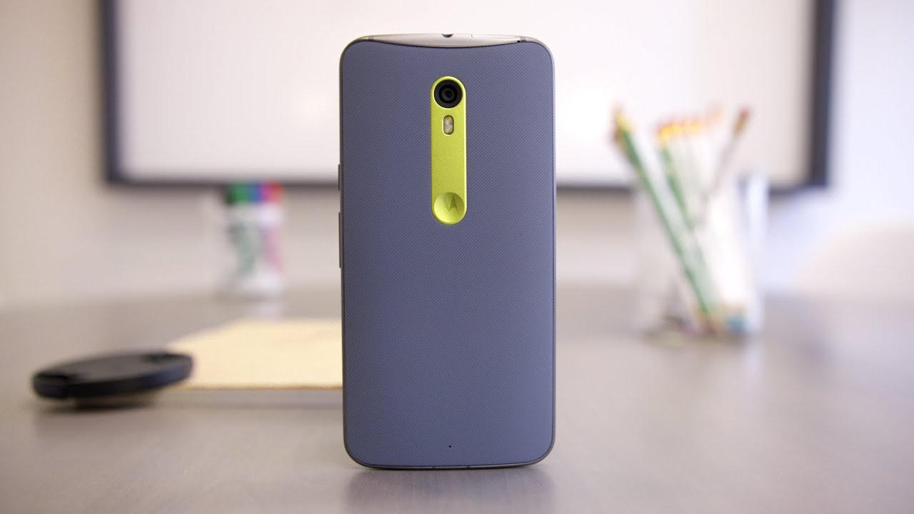 outlet store b4749 3ff1b Moto X Pure (2015) Review!