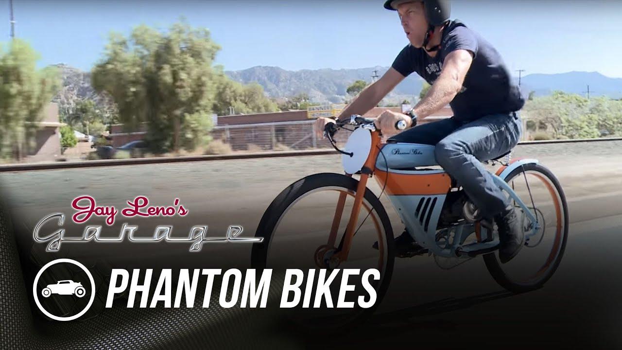 Bicycles With Attitude - Building Better E-Bikes | Phantom Bikes