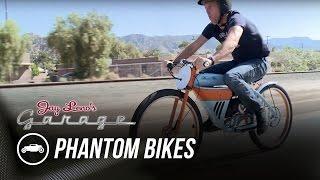 Phantom Bikes - Jay Leno's Garage