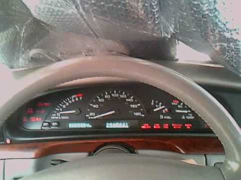 1998 Oldsmobile LSS Interior Review- For Davidsfarm - YouTube