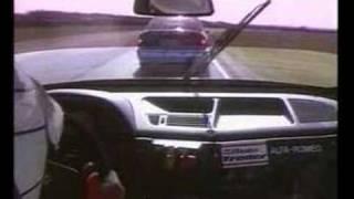 ONBOARD Alfas vs. Mondeo - Snetterton 1994