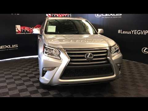 Repeat Silver 2016 Lexus GX 460 Technology Package Review