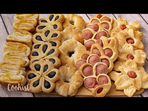 Puff Pastry Ideas: The Perfect Recipes For A Party At Home!
