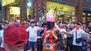 2019台北迎城隍日巡 - 台北雙連社入廟