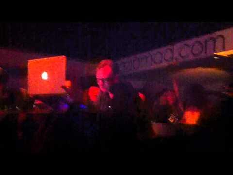 Andy Fletcher - djset @spazioMAD - Blue Monday + Personal Jesus