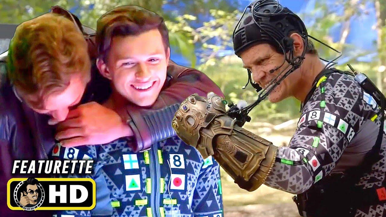 AVENGERS: INFINITY WAR (2018) Behind the Scenes Set Videos [HD] Marvel