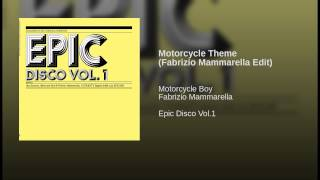 Motorcycle Theme (Fabrizio Mammarella Edit)