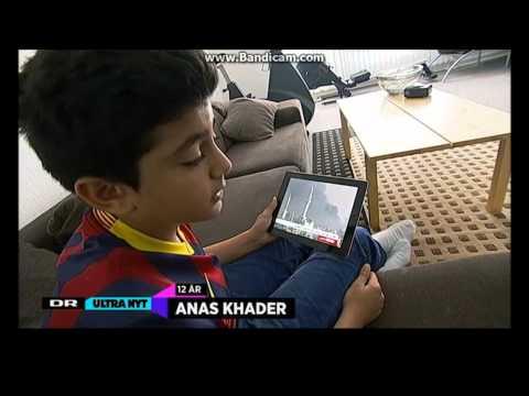 Anas Khader DR ultranyt