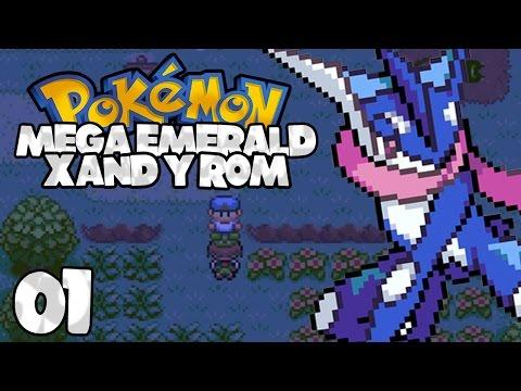 Pokemon Mega Emerald X And Y Edition [Free Download] Walkthrough - Episode 1