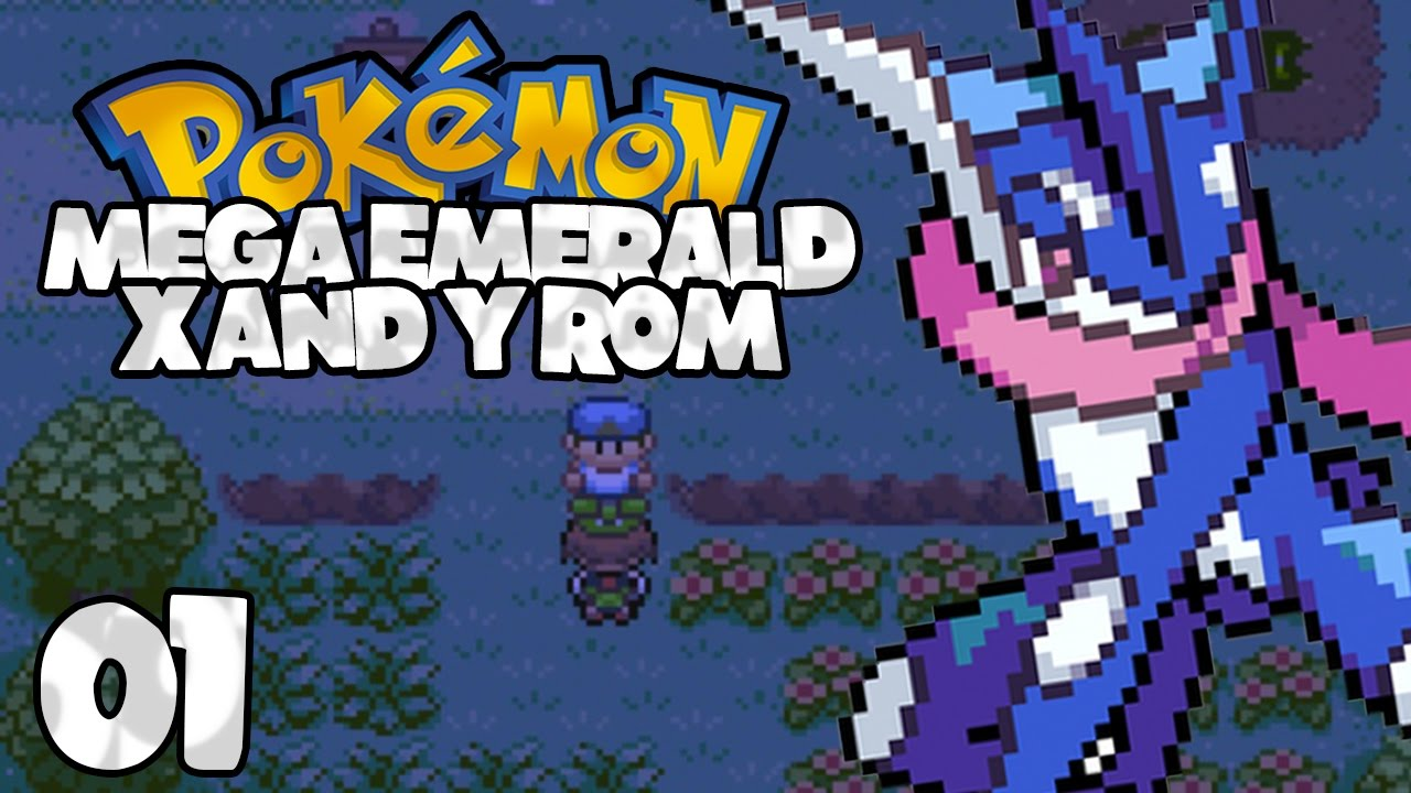 pokemon x and y rom free download gba