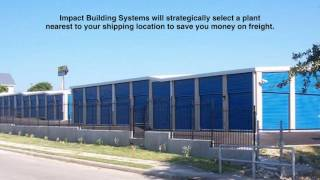 Impact Building Systems is a leading supplier of pre-engineered steel buildings and prefabricated metal building systems. We strive