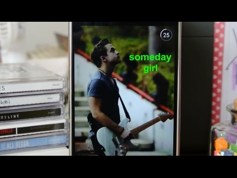 "Hunter Hayes - ""Someday Girl"" (Snapchat Lyric Video) The 21 Project"