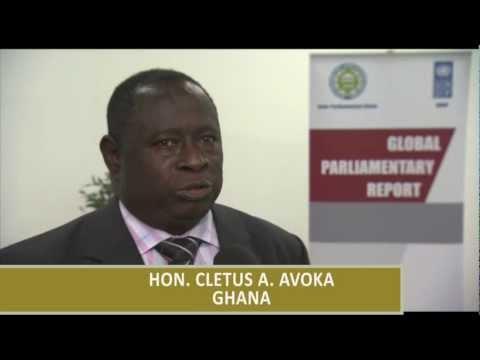 Mr. Cletus A. Avoka, Member of Parliament, Ghana
