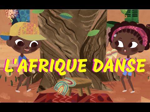 L'Afrique danse - 30min de Chansons et Comptines africaines pour les petits (avec paroles)
